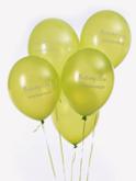 Konfigurace potisku balónků